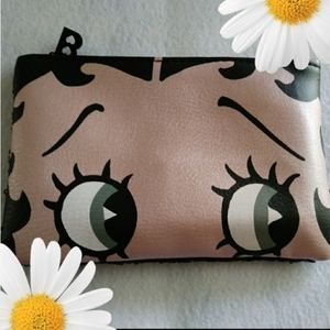 NWOT Betty Boop💘 Inspired Cosmo Bag